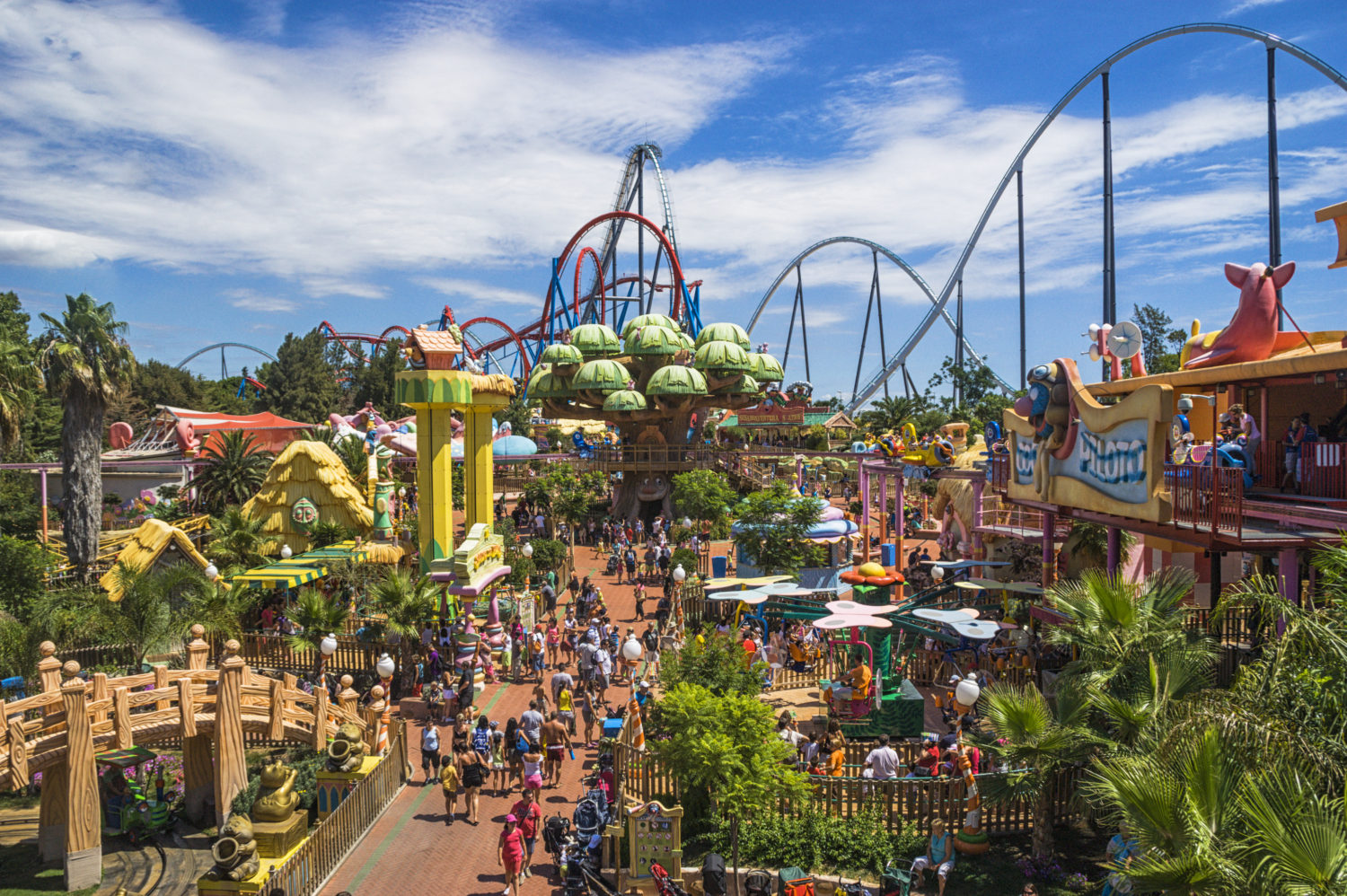 port aventura Port aventura tours and tickets book barcelona tours including port aventura, on city-discoverycom.